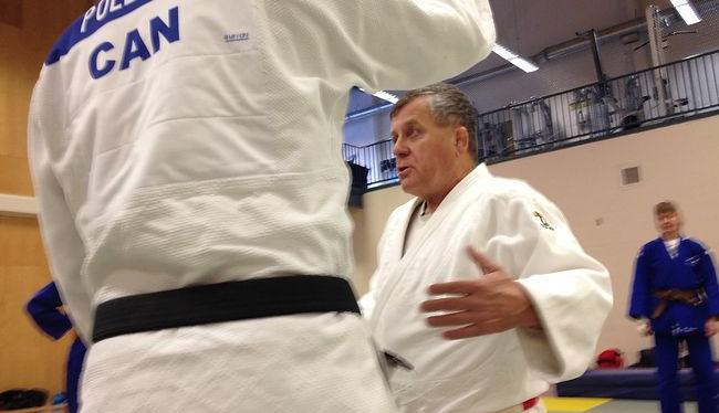 On parle judo avec Mario Desforges