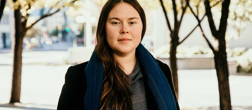 Un prix littéraire pour Amber O'Reilly