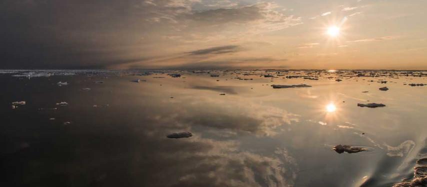 Les risques de la navigation arctique