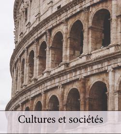 Cultures et sociétés