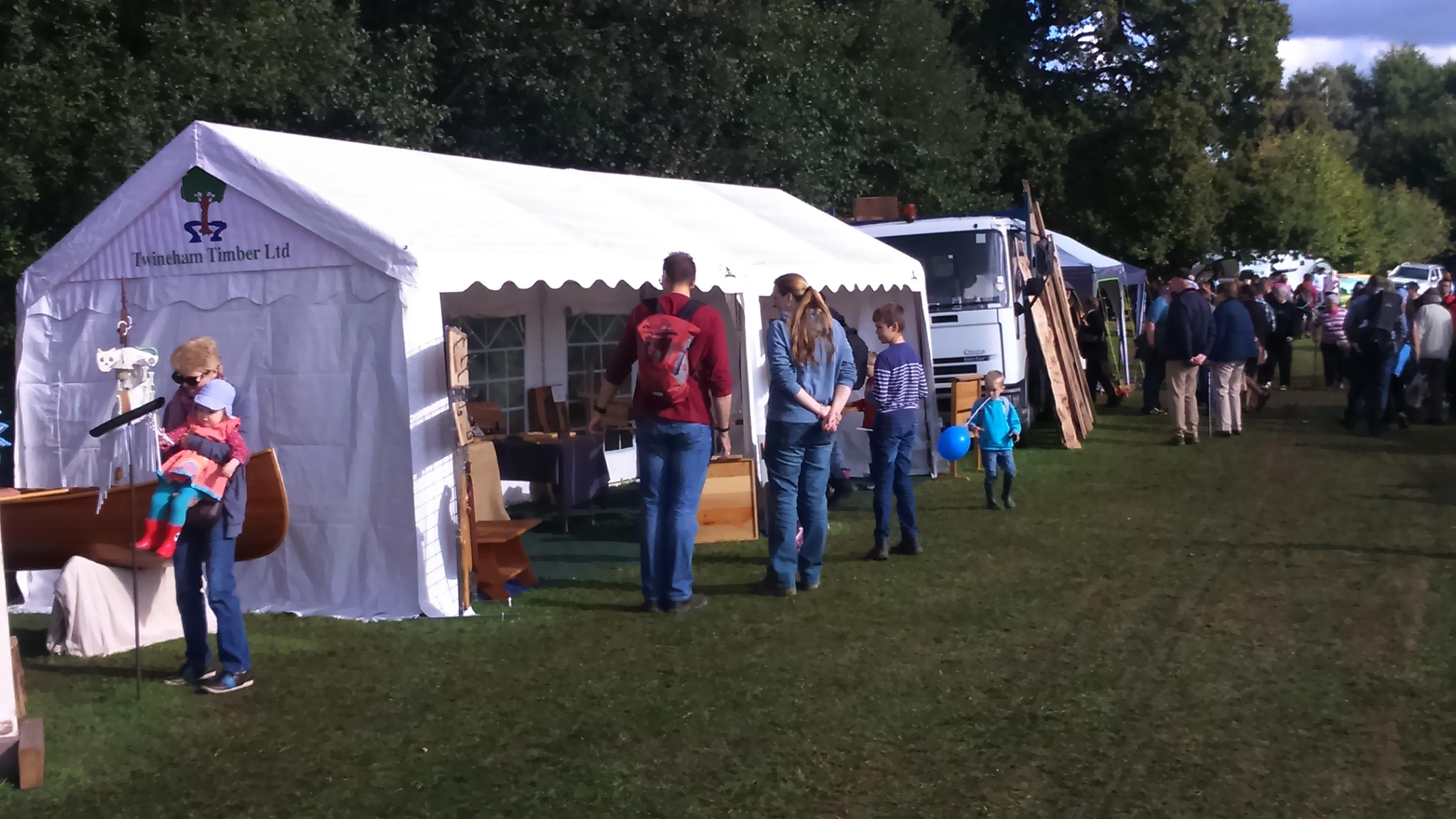 Surrey Hills Wood Fair 01/02 Oct 16