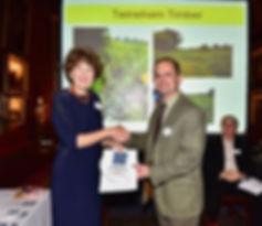 CPRE Sussex Awards Winner Twineham Timbe