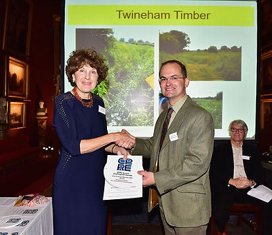 CPRE Sussex Awards Winner Twineham Timbe