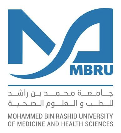 Mohammed-Bin-Rashid-University