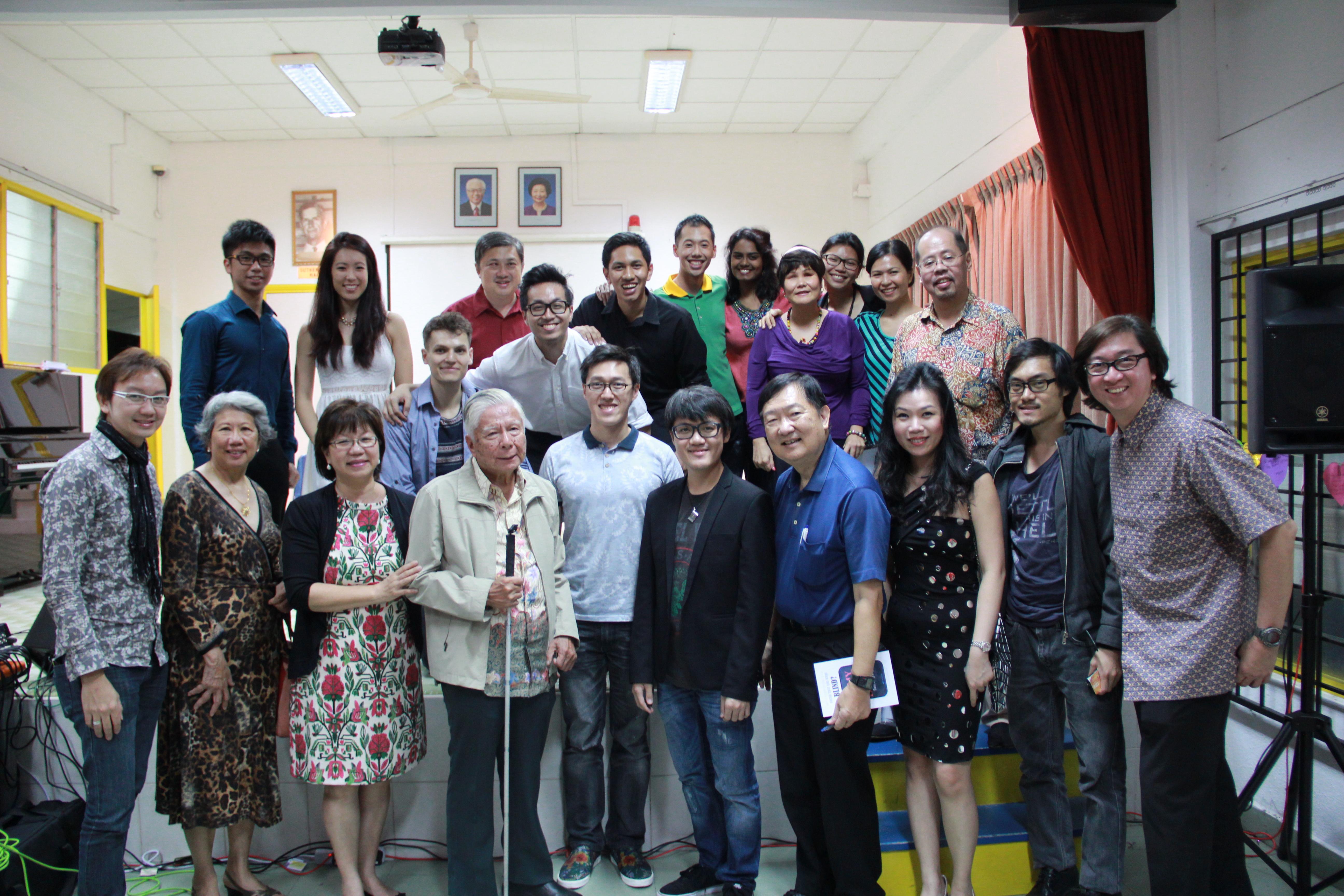 MLIB Group Photo