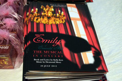 Emily Booklet