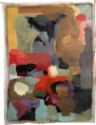 Untitiled - (2018) Acrylic latex house paint on canvas