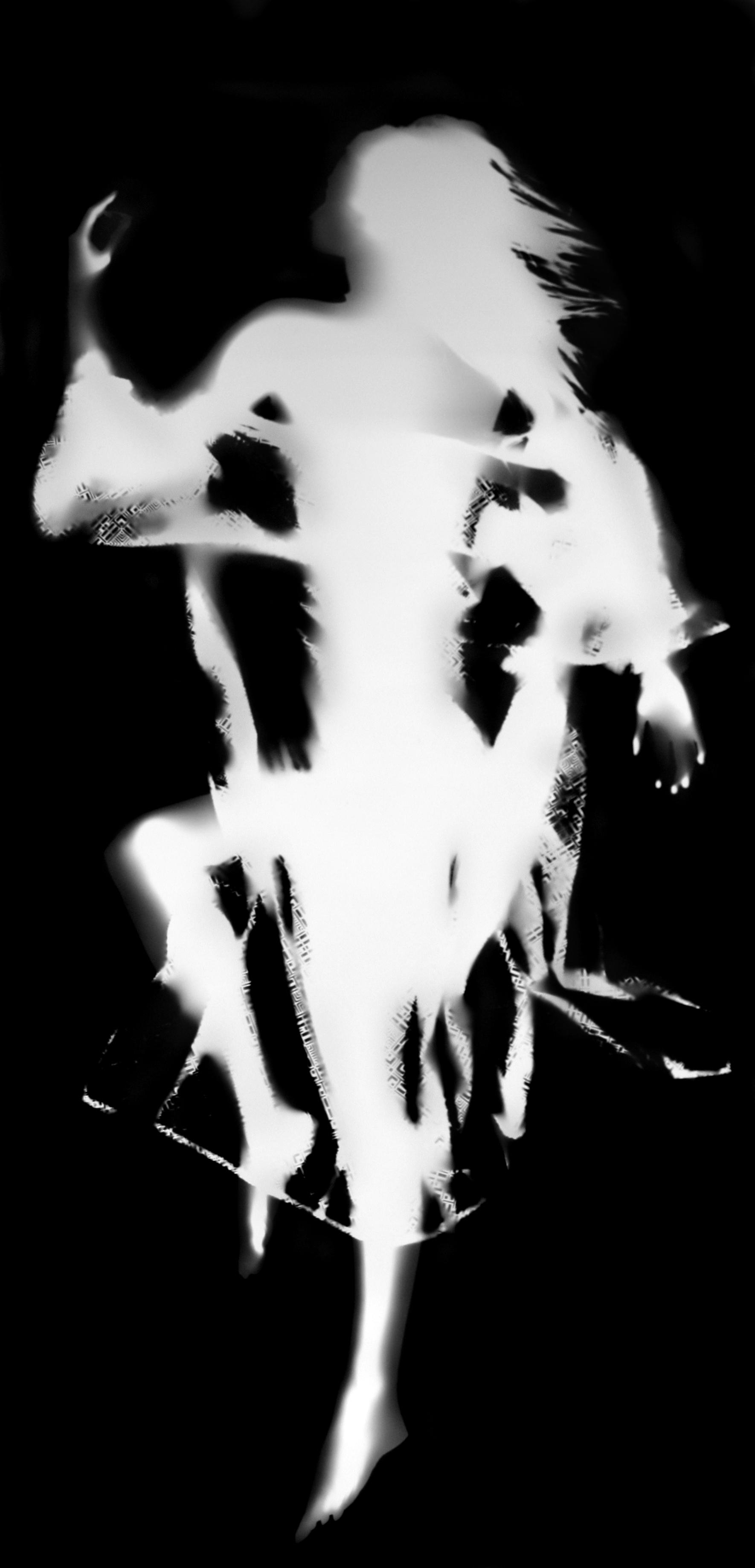 yukata photogram