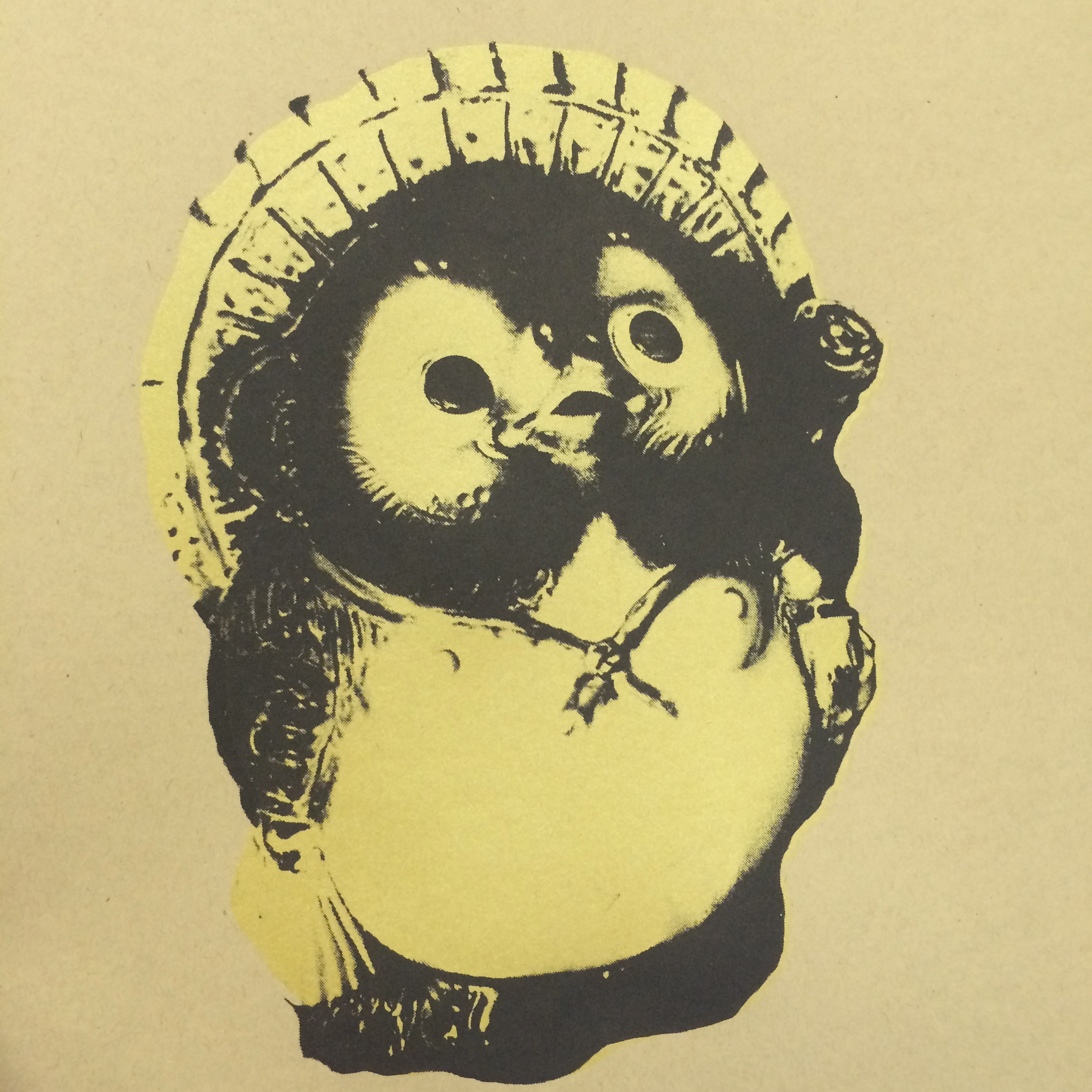 tanuki screenprint