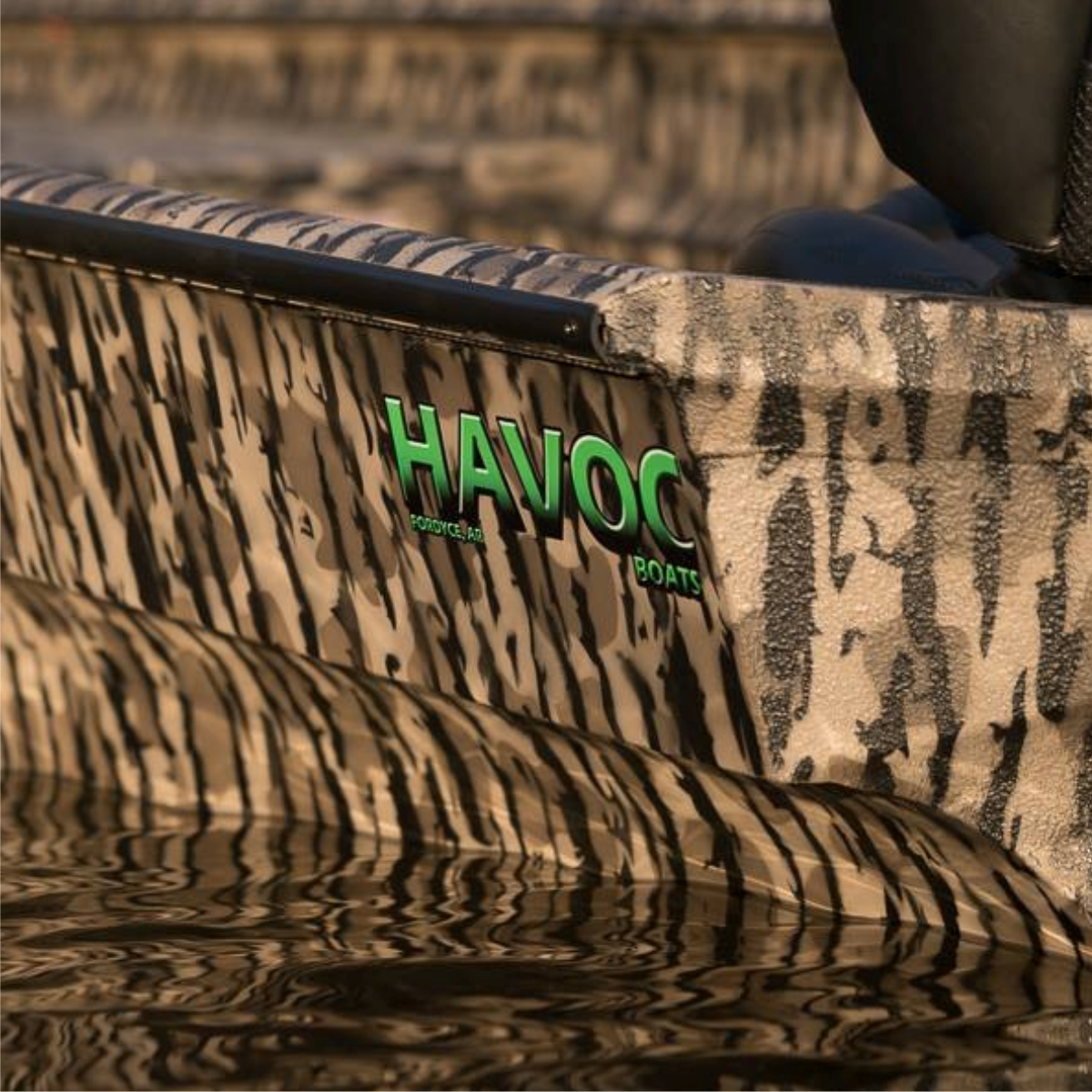 Havoc Timber HD