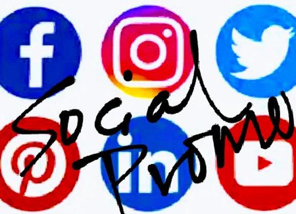 Social Network Promo