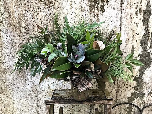Winter Woodland Bouquet
