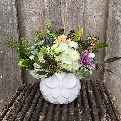 Woodsy Owl Woodland Bouquet