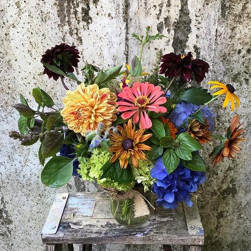 Pint of Flowers