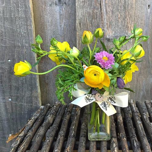 Les Petits Fleurs - A Tiny Bouquet!