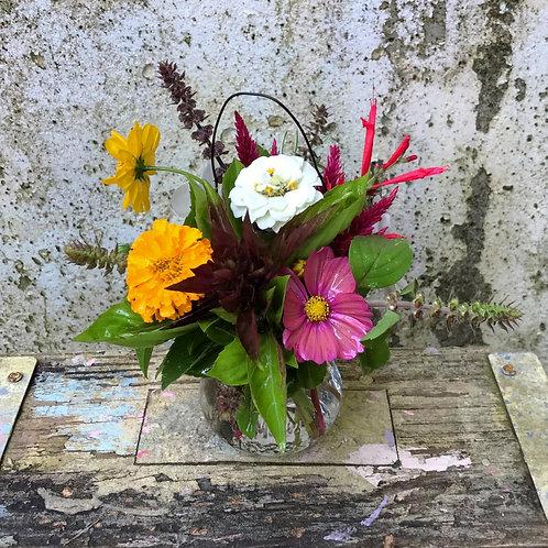 Les Petites Fleurs - A tiny bouquet