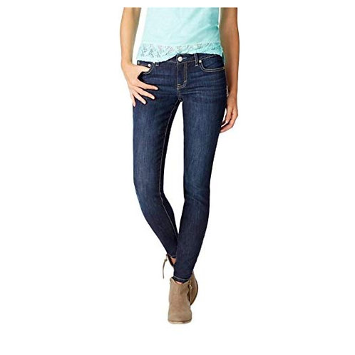 Long Stretch Skinny Jeans
