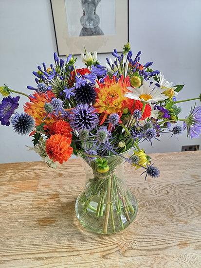 Large Bouquet Vase