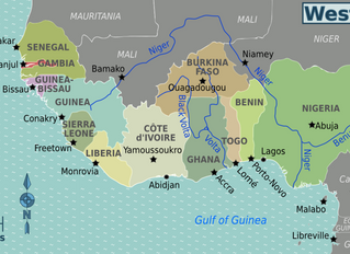 Geospatial Intelligence Report: Transnational Arms Trafficking in West Africa