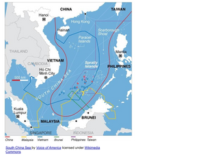 Tension is brewing in the South China Sea as the world fights Covid-19