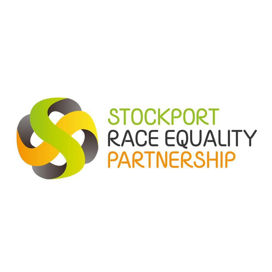 Stockport Race Equality Partnership Logo