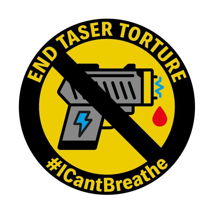 End Taser Torture Logo