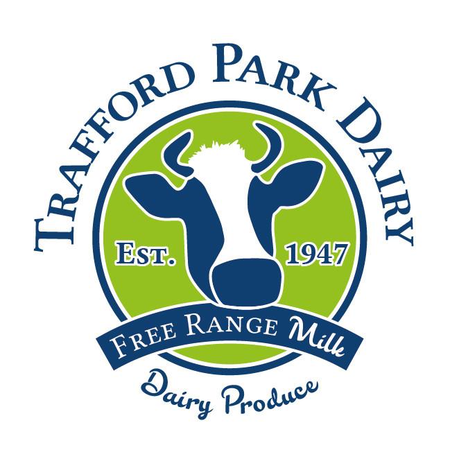 Trafford Park Dairy Logo