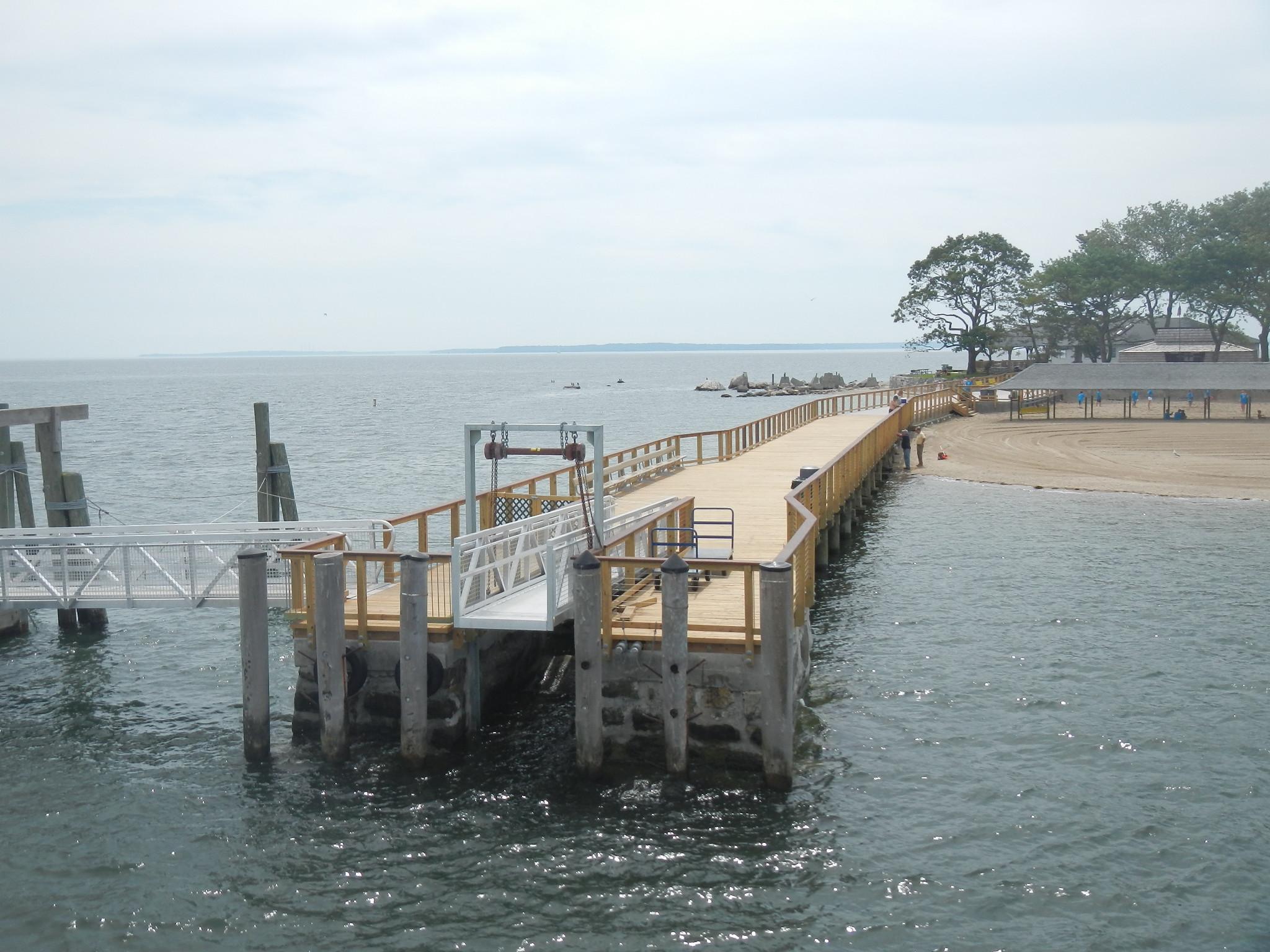 6 Island Beach Pier - After Construction 1
