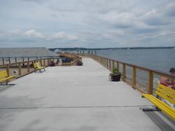 6 Island Beach Pier - After Construction 2