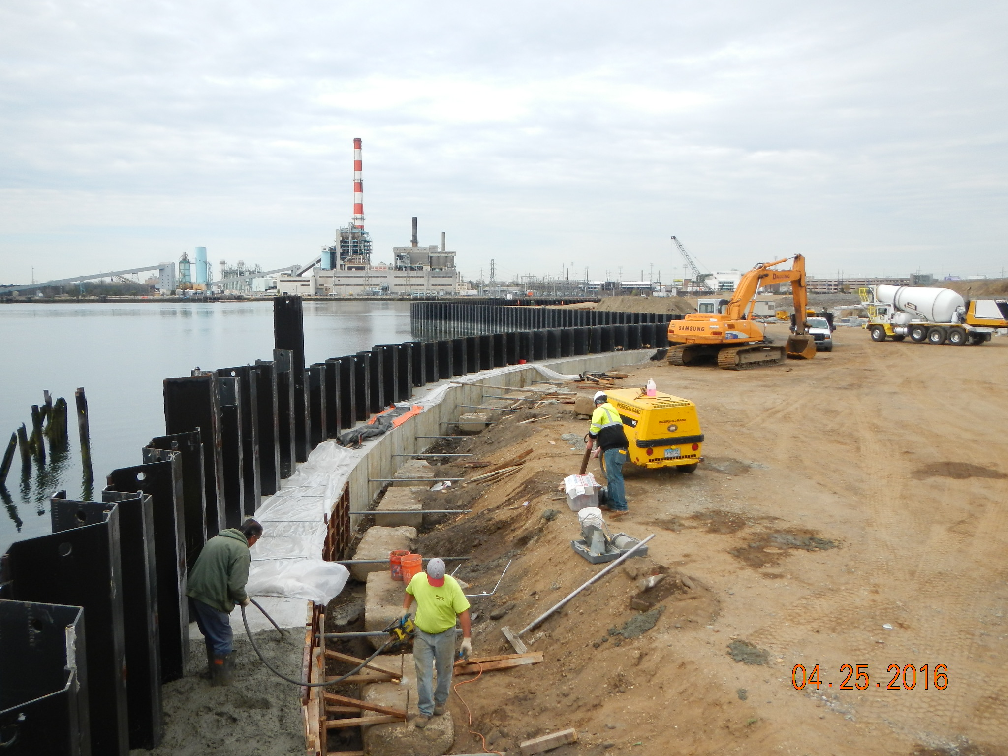 Bulkhead Construction