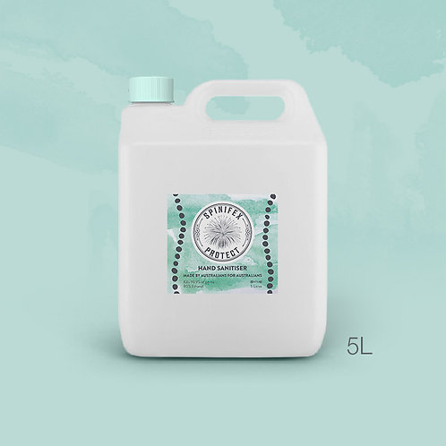 5 litre - SPINIFEX PROTECT Hand Sanitiser