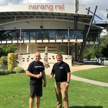 SPINIFEX BREWING CO Welcomes Nerang RSL to the F88 Lager Campaign