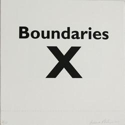 Boundaries X Suite 2007