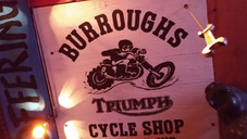 Burroughs Sign