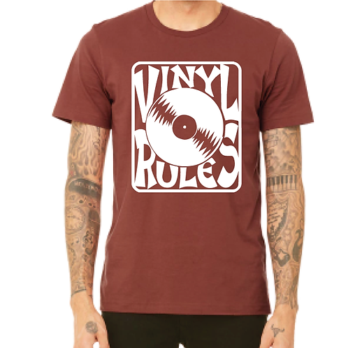 Vinyl Rules - Men