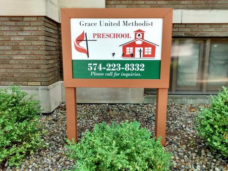 Grace United Methodist Pre-School
