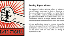 Art Beats Stigma