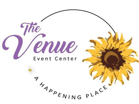 The Venue Event Center Logo