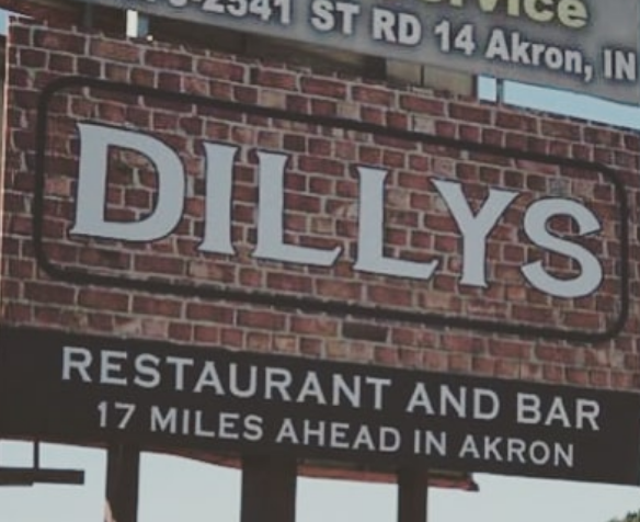 Dilly's Billboard