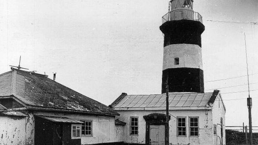 Lopatin Lighthouse