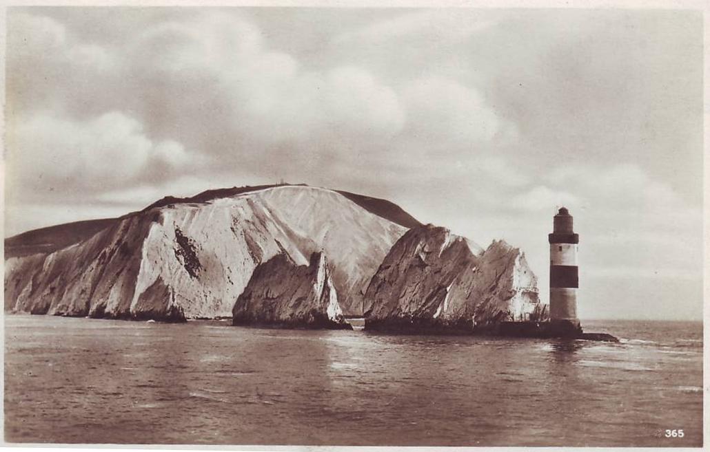 Англия остров Уайт