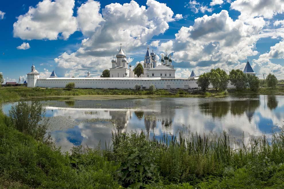 Fortress of  Nikitsky monastery