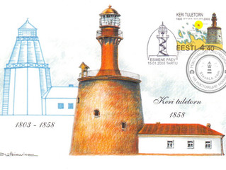Update section of lighthouses Estonia, Russia, Lithuania.