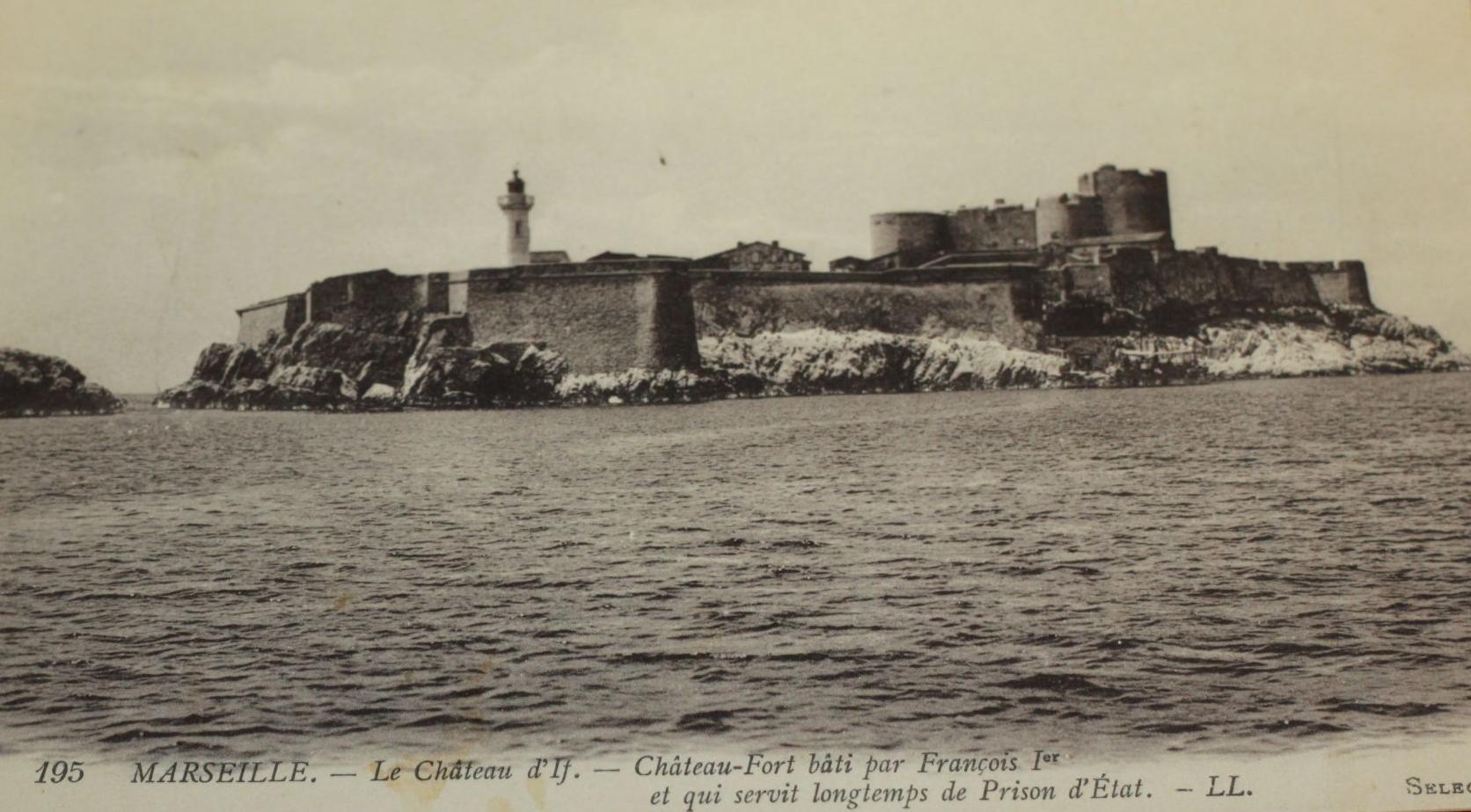 Марсель 1917
