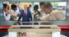 TV Syd besøgte Videnskabsklubben på Fredericia Gymnasium