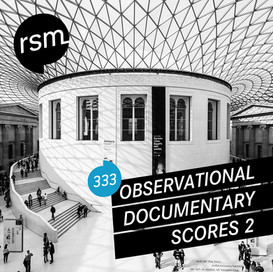 RSM333 Observational Documentary Scores