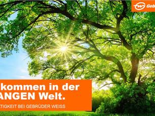 Business for Future: Gebrüder Weiss
