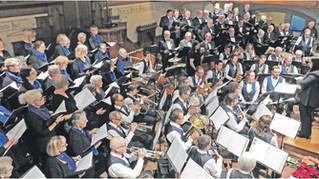 Jubiläums-Kirchenkonzert 2019 gemeinsam mit dem KonzertChor Richterswil