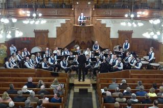Ein gelungenes Kirchenkonzert 2016
