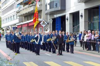 Teilnahme am Eidg. Musikfest in Montreux